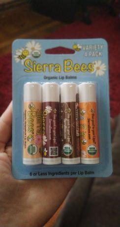 Sierra Bees органический бальзам для губ