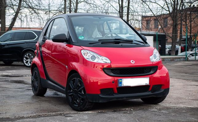 Smart fortwo 2009 г( смарт)