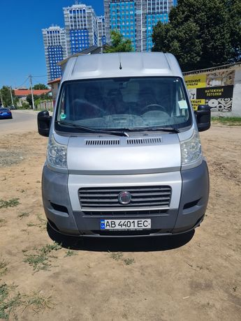 Fiat ducato 1.9 грузовой