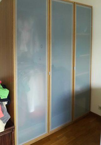 3 Portas de Roupeiro IKEA 50x200cm