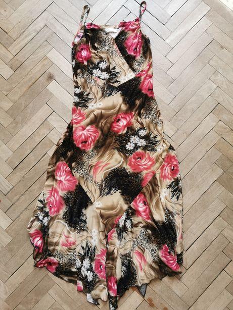 Nowa sukienka elastyczna M-L