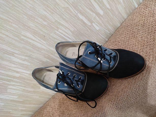 Взуття жіноче шкіра