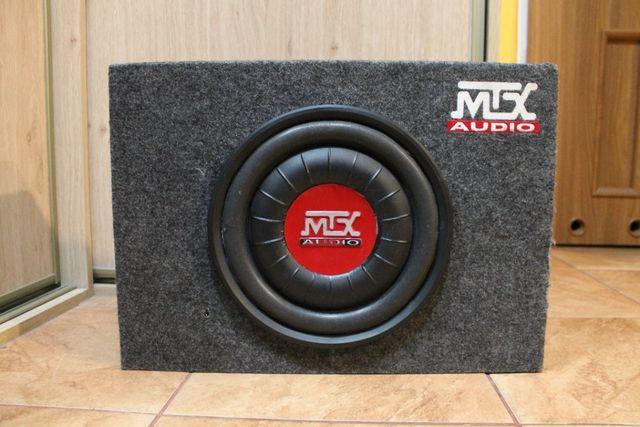 Skrzynia basowa Tuba MTX Audio RTF10AS 300/1200 Watt