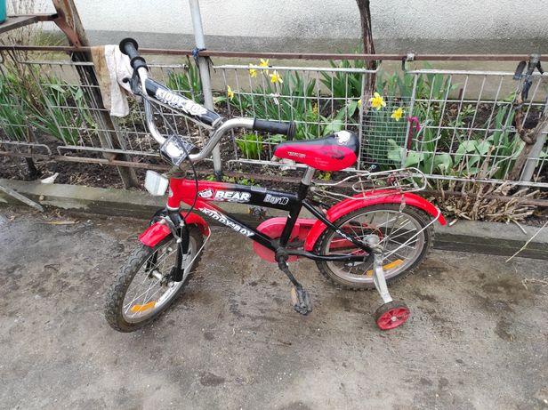 Велосипед детский для 5-7лет