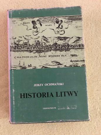Historia Litwy - Jerzy Ochmański