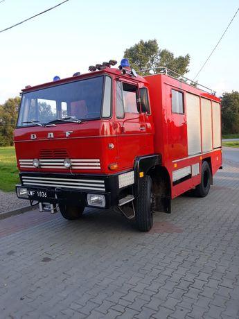 Ciężarówka Daf 1800 4x4 pożarniczy, podwozie, star, jelcz, kamper.