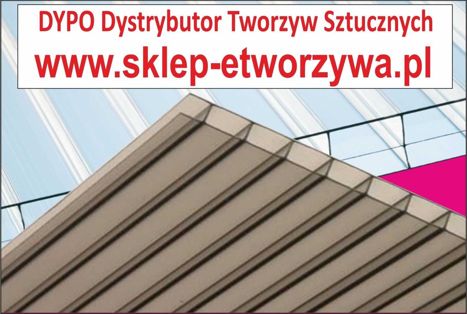 Poliwęglan komorowy Lity płyty dach taras pergola 4,6,8,10,16,20,25,32