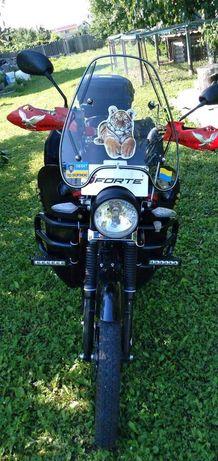 Мотоцикл Forte-125
