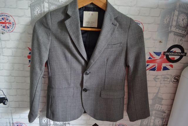 школьный пиджа к Zara 128 рост
