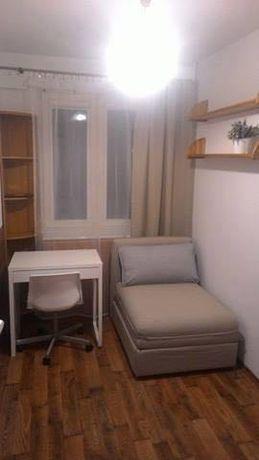 Pokój jednoosobowy (w mieszkaniu 3 pokojowym) na Ratajach
