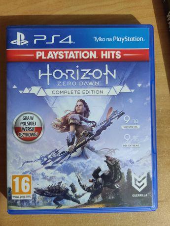 Gra Horizon Zero Dawn Complete Edition PS4