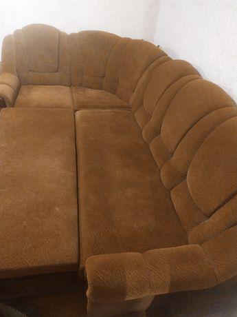 Диван-трансформер + кресло