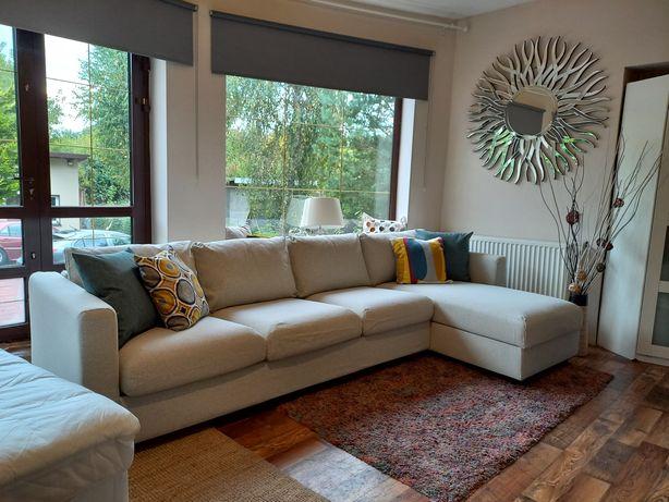 Nowa modułowa sofa 4 os. VIMLE z Ikea 1/2 ceny narożnik prawo/lewo