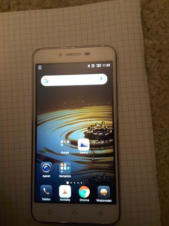 Smartphone Lenovo K5 Dual Sim A6020a 40 Silver Jak nowy