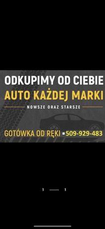 SKUP AUT OD 500-50.000 zł Każde Auto ! Skup samochodów złomowanie