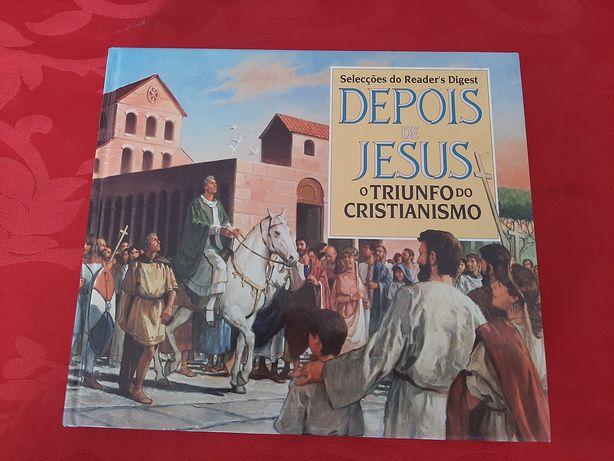 """Livro """"Depois de Jesus - O Triunfo do Cristianismo"""""""