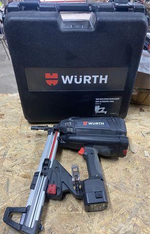 Osadzak gazowy Wurth Diga SC-2 power kompletny zestaw
