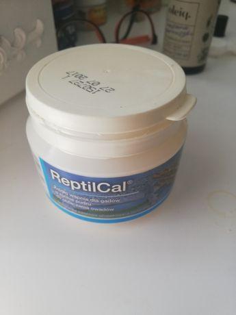 Wapno dla gadów do obtaczania owadów ReptilCal