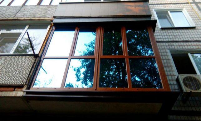 Окна. Двери. Балконы. СКИДКИ! Рассрочки без переплат
