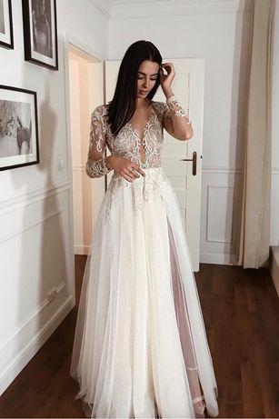 Suknia Ślubna Tom Sebastien, Model Lusi