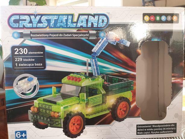 Samochód Crystaland