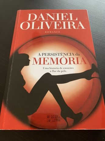 Livro Daniel Oliveira
