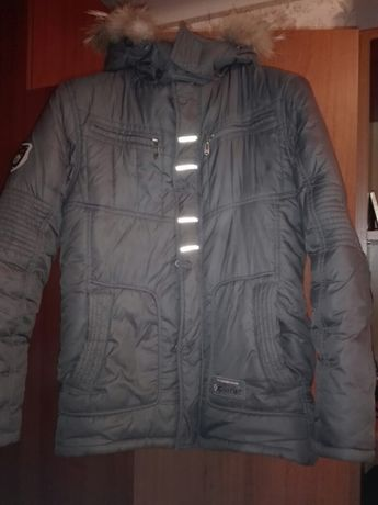 Куртка подростковая Donilo , 164 зима (холофайбер)