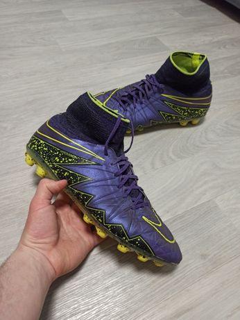 Бутсы Nike Hypervenom Phantom ll  Размер 46/30 см
