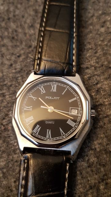 Zegarek POLJOT prawie nowy