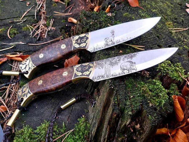 Nóż myśliwski FALKE na zamówienie indywidualne