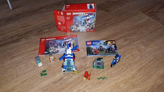 Kompletne Lego 10720 juniors city policja