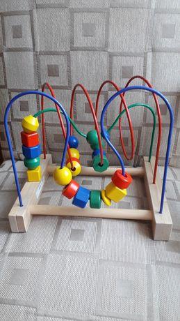 Mula - Ikea zabawka edukacyjna