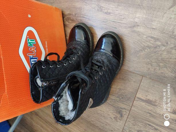 Ботинки. Зима Tiflani