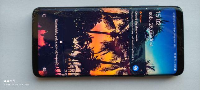 Samsung galaxy S9+ plus niebieski SM-965F