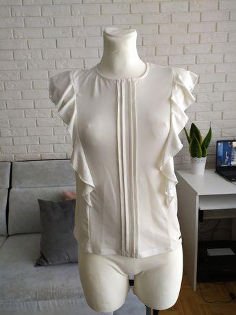Biała bluzka mohito xs