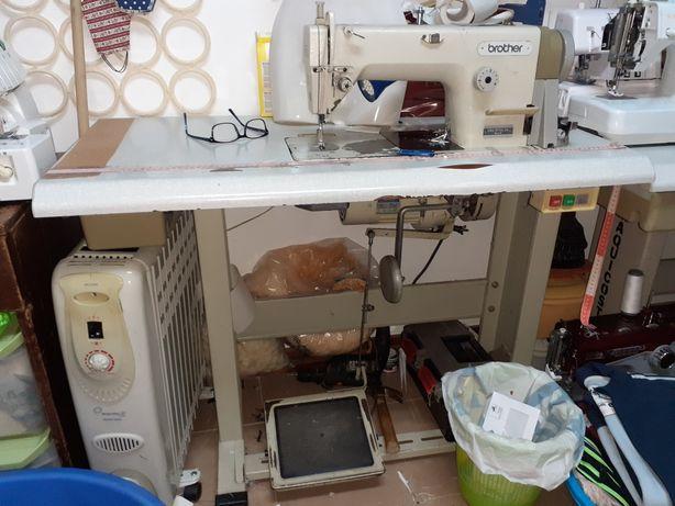 maquina de costura industrial brother
