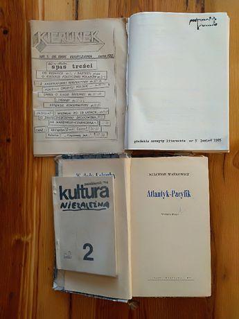 Kultura niezależna 2, październik 84.