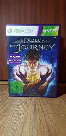 Kinect Fable The Journey na Xbox 360
