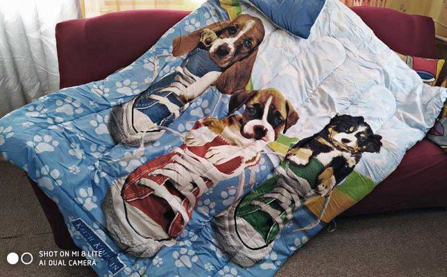 Одеяло дизайнерское брендовое эксклюзивное Кeith Kimberlin 140х200