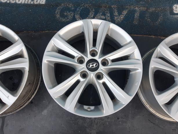 Goauto originally disks Hyundai Kia 5/114.3 r16 et43 6.5j dia67.1 в ид