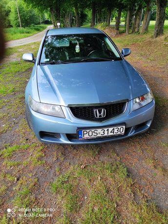 Honda Accord 2.2d