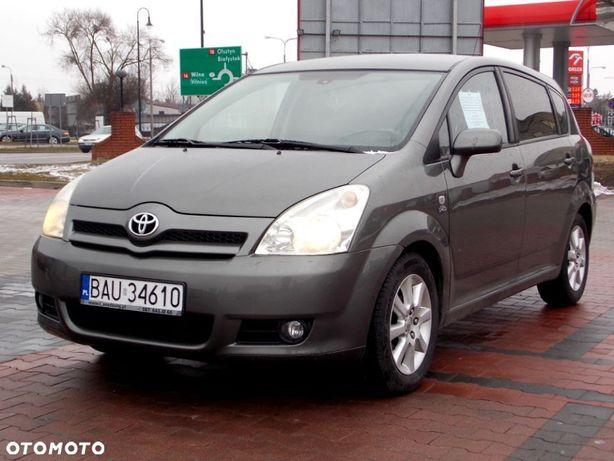 Toyota Corolla Verso Toyota Corolla Verso