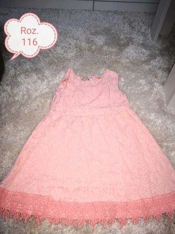 Koronkowa sukienka 116