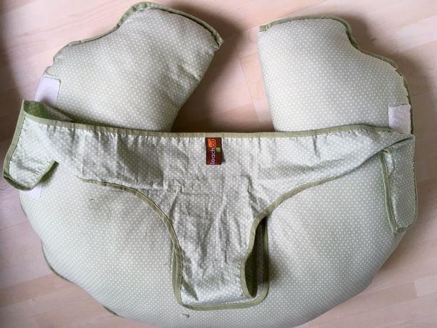 Leachco Подушка 3 в 1: для беременных, для кормления, для ребенка