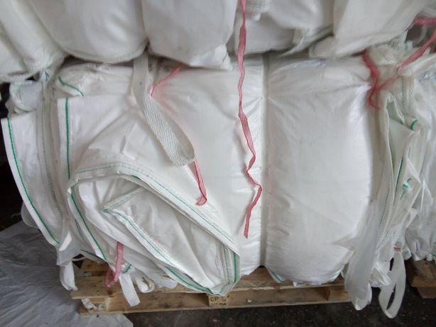 90/90/130 cm Big Bag wytrzymały udźwig 1000kg Używany