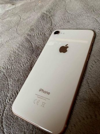iPhone 8 rose gold 64 gb