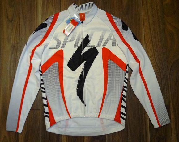 Nowa Bluza rowerowa Specialized Racing LS Winter rozmiar M zima wiosna