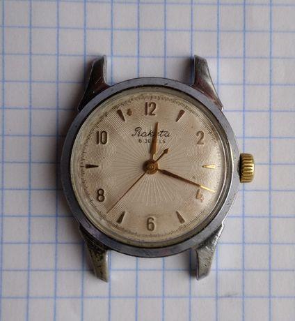 Часы Ракета СССР 16 камней