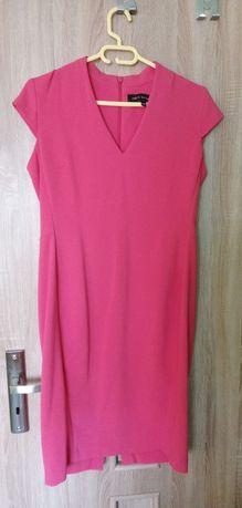 Różowa sukienka - rozmiar 42
