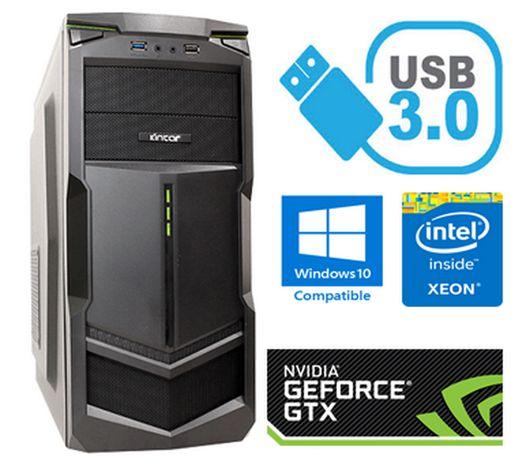 Игровой i5 Intel 6 x3.2GHz 16Gb DDR4 / GTX1060 6Gb / 1Tb+120Gb SSD/600